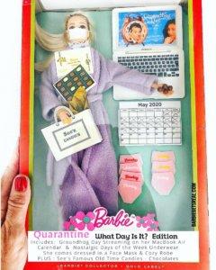 La Barbie malade