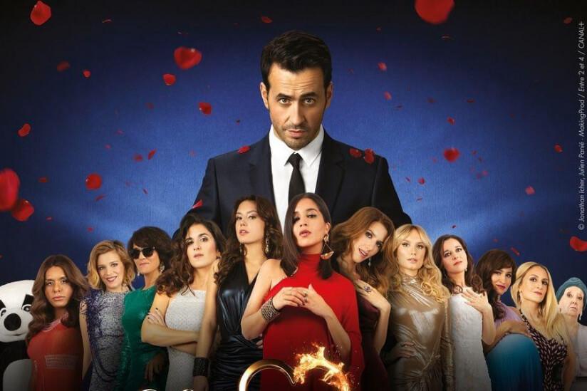 """Canal + nous donne rendez-vous lundi 12 octobre 2020 pour découvrir sa nouvelle série événement """"La Flamme"""" avec Jonathan Cohen."""