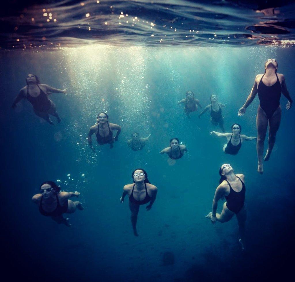 ces photos subaquatiques ont été prises par Alex Voyer