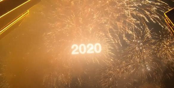 L'artiste suisse Cee-Roo, professionnel de la vidéo, musicien et monteur hors-pair a mis en ligne une vidéo intense qui résume tous les moments forts de l'année 2020.