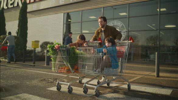 Intermarché met à l'honneur les familles nombreuse
